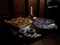 Domácí dobroty v kavárně zámku Radim